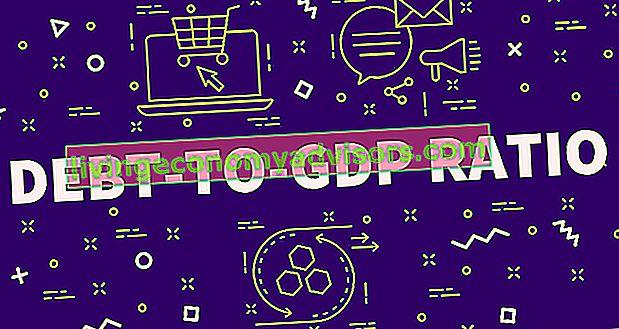 ¿Qué es la relación deuda / PIB?