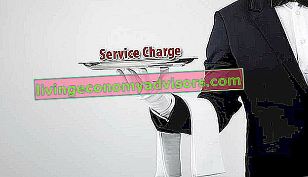 Service Charge Image