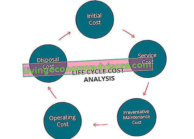Che cos'è l'analisi dei costi del ciclo di vita?