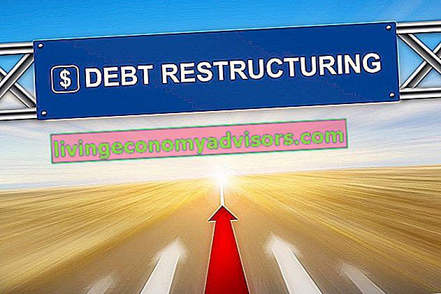 ¿Qué es la reestructuración de la deuda?
