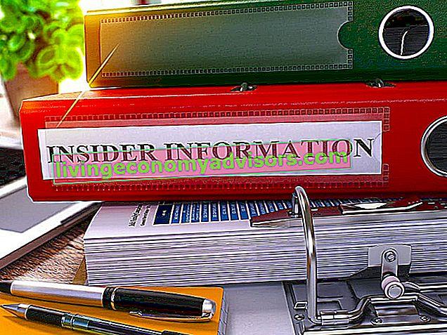 Was sind Insiderinformationen?