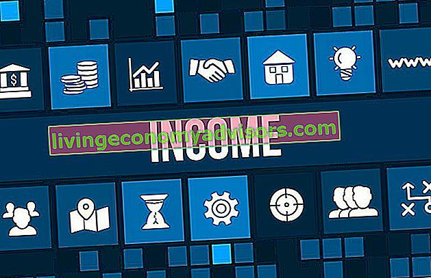 ¿Qué son los ingresos?