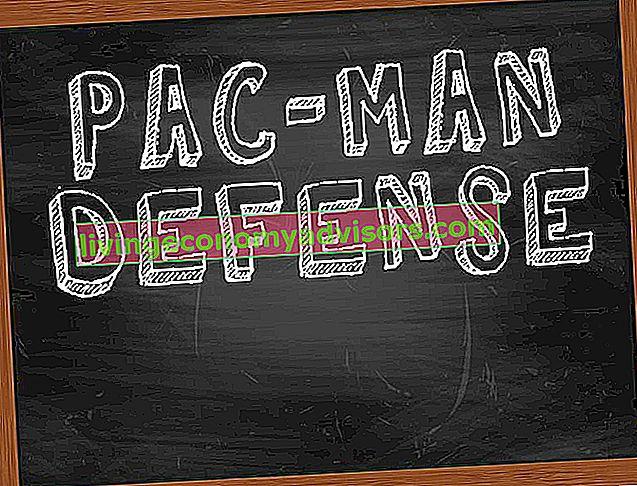 Was ist die Pac-Man-Verteidigung?