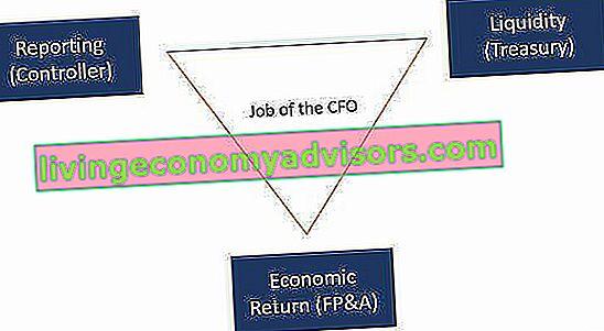 Vad är CFO: s huvuduppgift?
