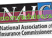 Apa yang dimaksud dengan Asosiasi Nasional Komisaris Asuransi (NAIC)?