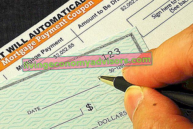 Cos'è un pagamento principale?