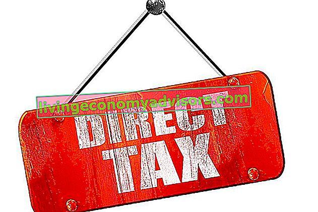 O que são impostos diretos?